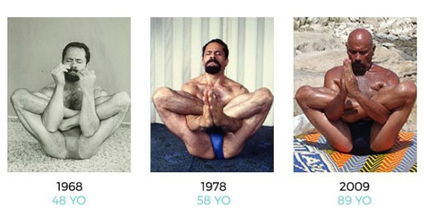 Kazım Gürbüz, A 95-Year-Old Yogi From Turkey Who Discovered The Fountain of Youth! 4