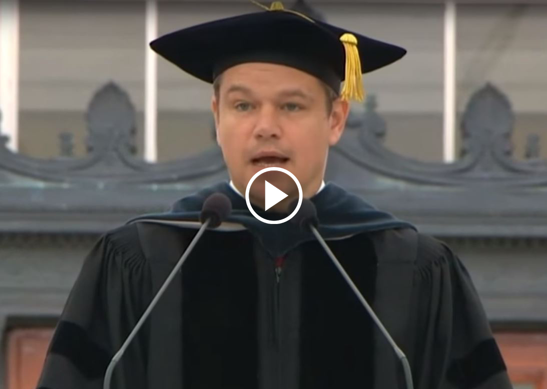 matt-damon-exposes-worlds-greatest-criminals-powerful-commencement-speech