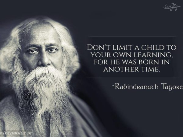 POWERFUL Lessons BRILLIANT People - Rabindranath Tagore