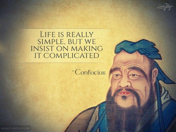 POWERFUL Lessons BRILLIANT People - Confucius