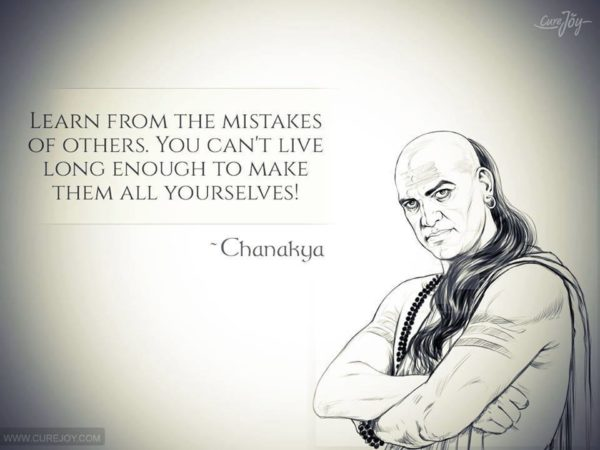 POWERFUL Lessons BRILLIANT People - Chanakya