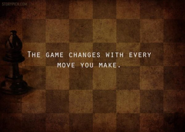 POWERFUL Life Lessons A Simple Game Of Chess Can Teach You! 16