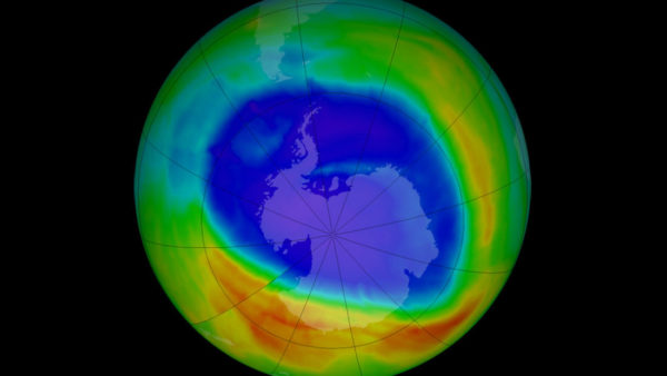 The Ozone Layer Shows Signs Of Healing
