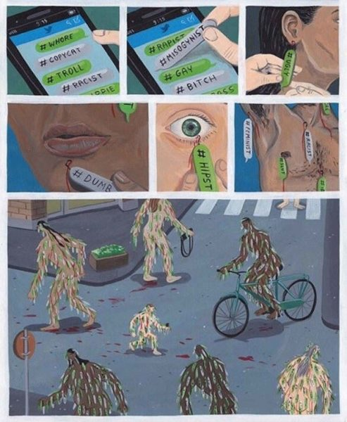 POWERFUL Images That Describe The Stupidity Of Society 2