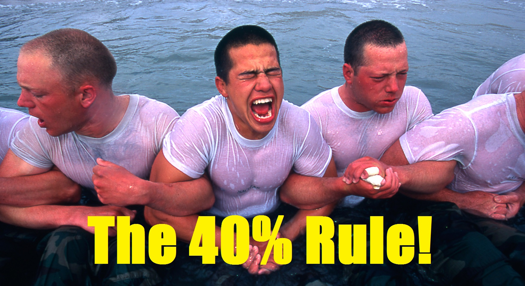 The 40 Percent Rule