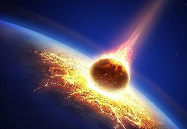 The Asteroid That Killed All The Dinosaurs