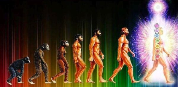 human evolution and consciousness