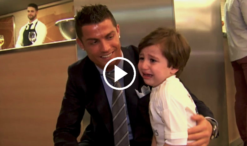 cristiano-ronaldo-gives-hope-to-a-lebanese-kid