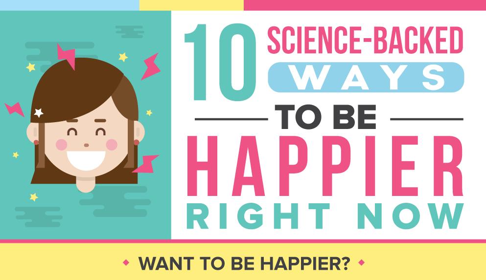 Scientific Way How To Be Happy