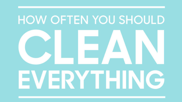 How Often You Should Clean