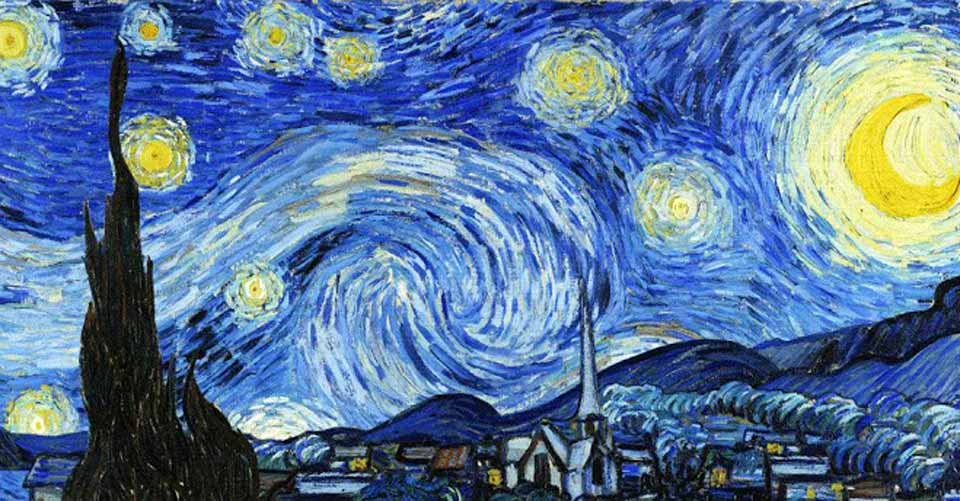 ASTOUNDING Fact Vincent Van Gogh!