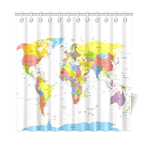 geography-expert-educational-shower-curtain