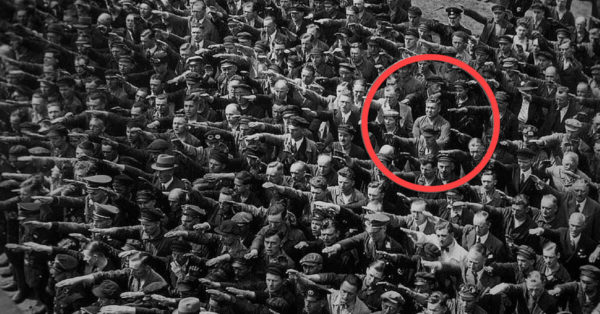 The Man Who Refused To Salute Hitler Consequences