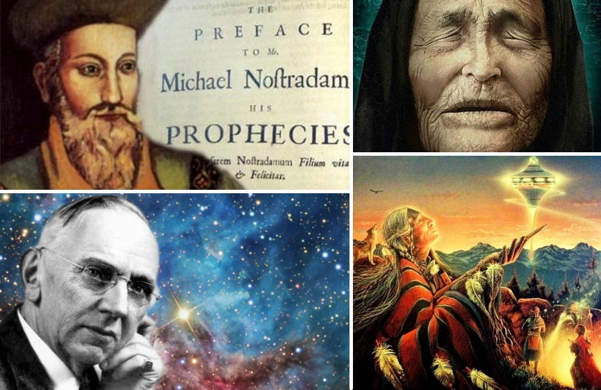 ALL Prophecies Ever Created Say One SAME Thing About Our Future!