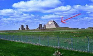 Secret Government Pyramid In North Dakota