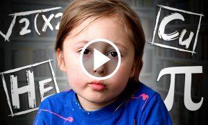 Genius Child Have Telepathic Abilities