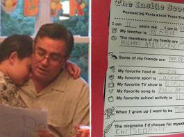 Autistic Son Homework