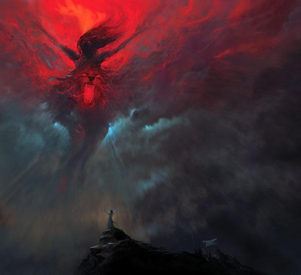 Balance Of Eastern Spirituality and Fantasy 11