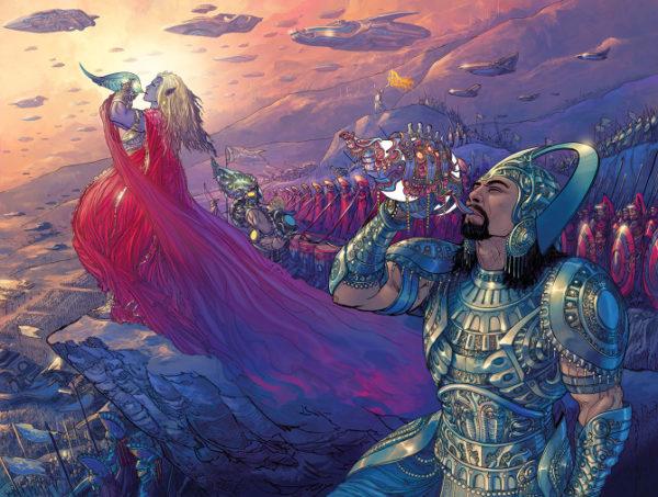 Balance Of Eastern Spirituality and Fantasy 12