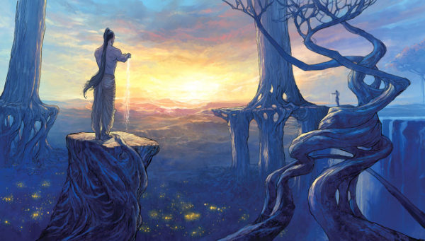 Balance Of Eastern Spirituality and Fantasy 13