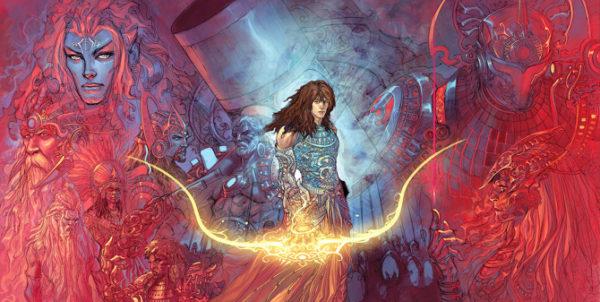Balance Of Eastern Spirituality and Fantasy 14