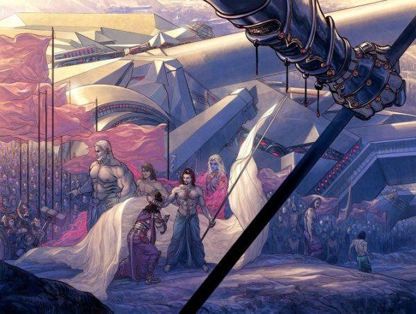 Balance Of Eastern Spirituality and Fantasy 18
