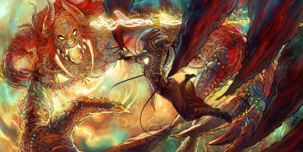 Balance Of Eastern Spirituality and Fantasy 19