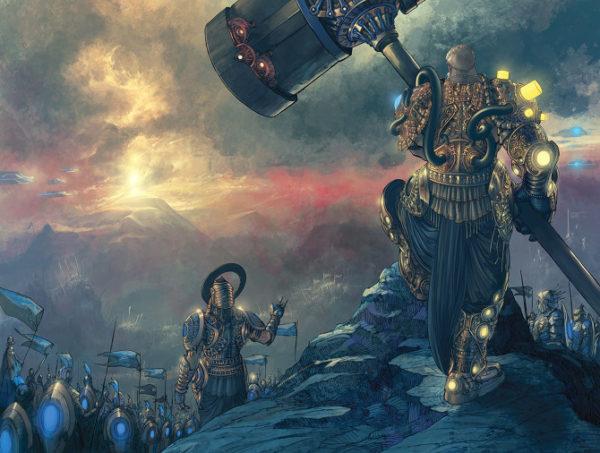 Balance Of Eastern Spirituality and Fantasy 20