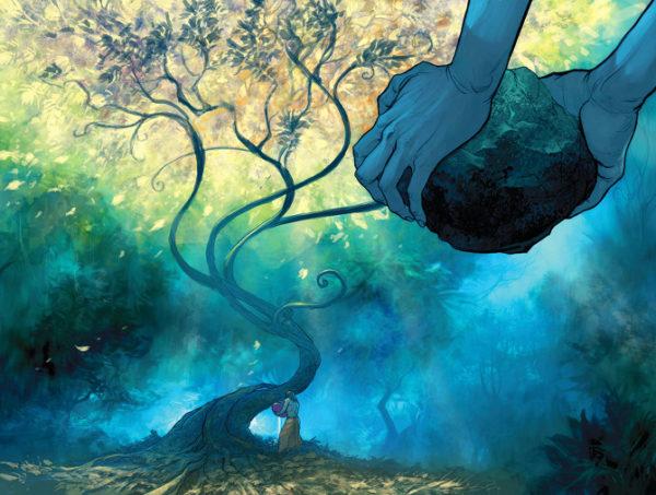 Balance Of Eastern Spirituality and Fantasy 21