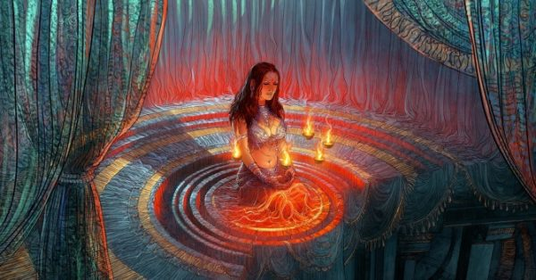 Balance Of Eastern Spirituality and Fantasy 23