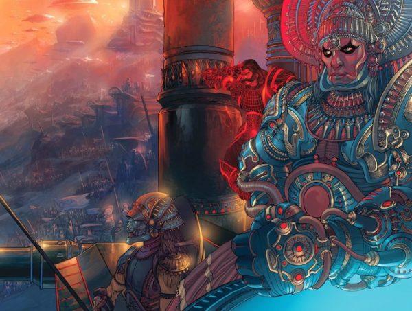Balance Of Eastern Spirituality and Fantasy 24