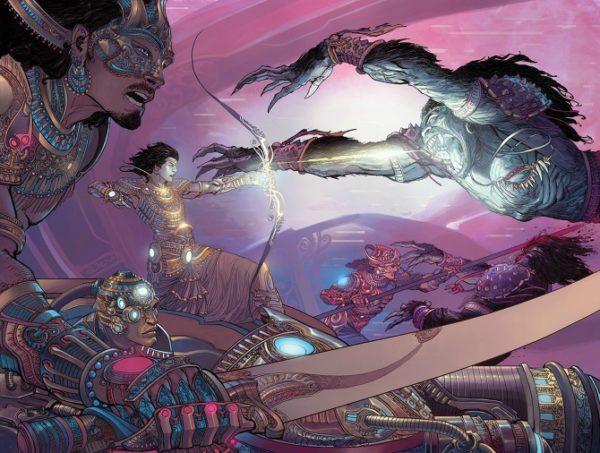 Balance Of Eastern Spirituality and Fantasy 25