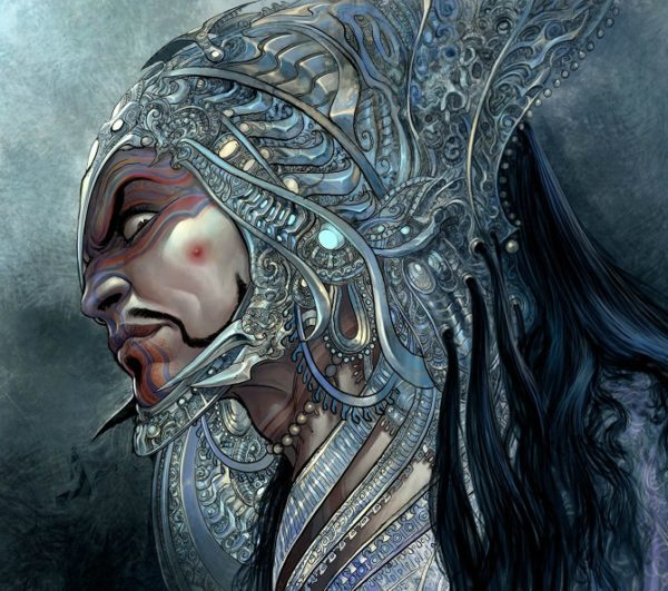 Balance Of Eastern Spirituality and Fantasy 27