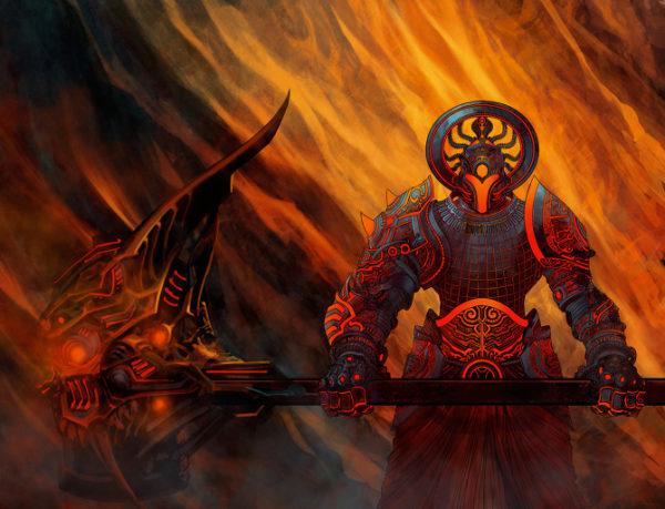 Balance Of Eastern Spirituality and Fantasy 28