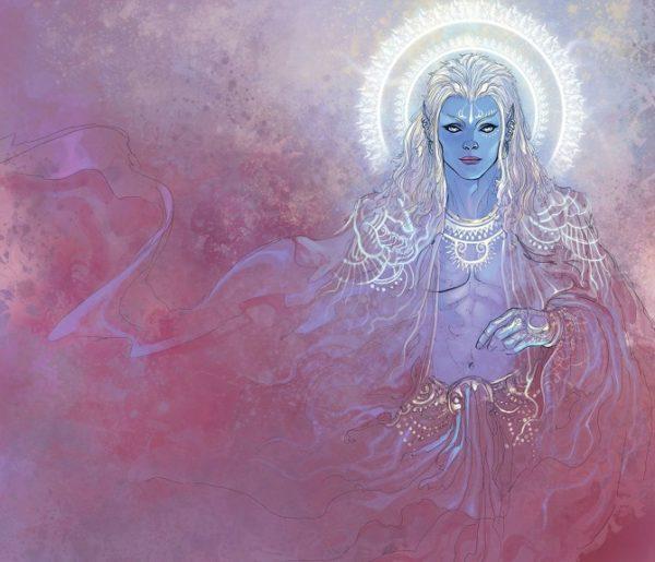 Balance Of Eastern Spirituality and Fantasy 29