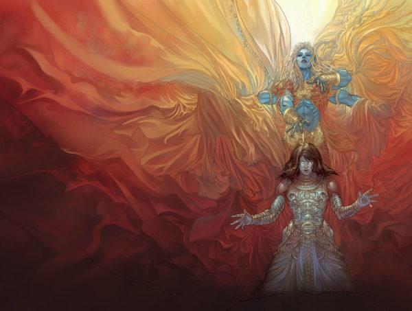 Balance Of Eastern Spirituality and Fantasy 34