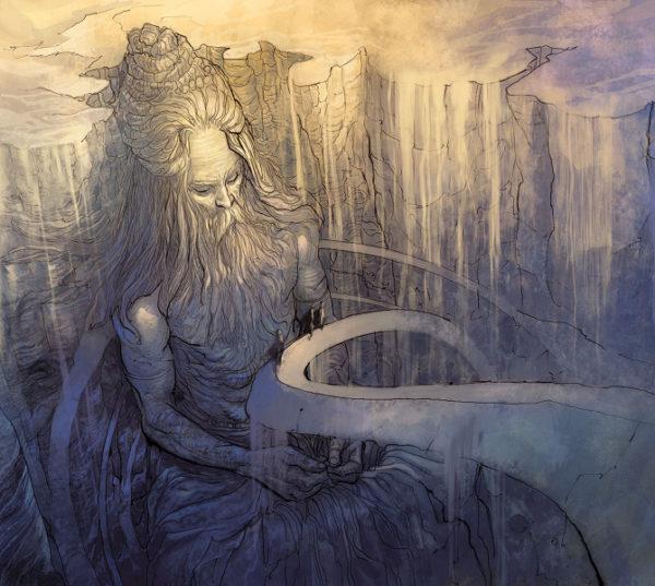 Balance Of Eastern Spirituality and Fantasy 5