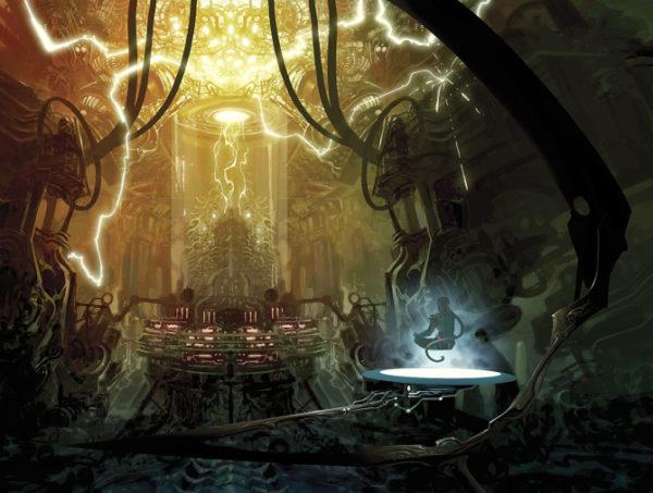 Balance Of Eastern Spirituality and Fantasy 6