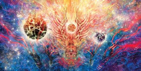 Balance Of Eastern Spirituality and Fantasy 8