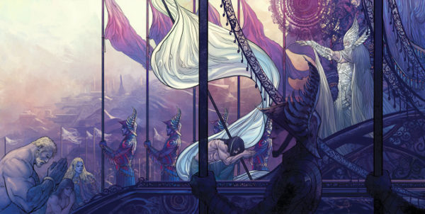 Balance Of Eastern Spirituality and Fantasy 9