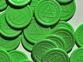 The Green Coins Becoming Currency In Amsterdam