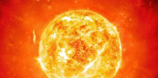 The Sun Is Losing 4,300,000,000 Kg Each Second