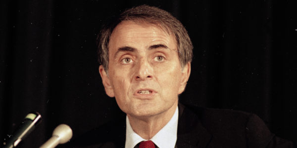 Carl Sagan Prediction 1