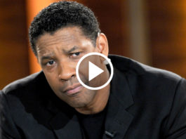 Denzel Washington Honest Speech
