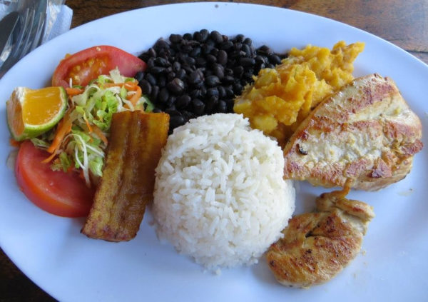 Example Of Food In Costa Rica