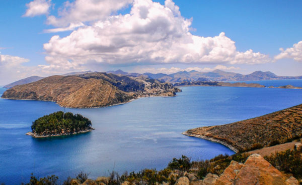 Lake Titicaca, Peru-Bolivia, South America