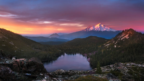 Mount Shasta, California, USA