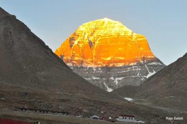 Mt. Kailash (Himalayan Mountains) Tibet