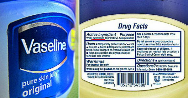 Why To Stop Using Vaseline