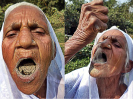 THIS Woman Eats 2KG Of Sand Per Day For 60 Years And She Has Never Been Sick 1